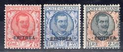 3560: Italienisch Eritrea