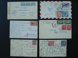 2975: Honduras - Briefe Posten