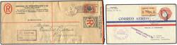 4885: Panama - Briefe Posten
