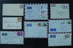 4165: Liberia - Briefe Posten
