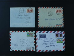 4735: Obervolta - Briefe Posten