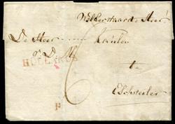 4610: Netherlands - Pre-philately