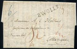 4610: Niederlande - Vorphilatelie
