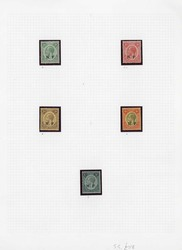 6160: Tanganjika - Sammlungen