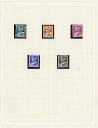 7245: Sammlungen und Posten Schweiz Ämter