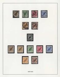 7010: Sammlungen und Posten Auslandspostämter
