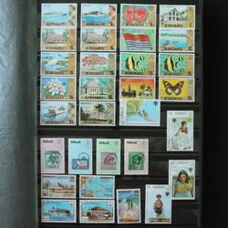3915: Kiribati - Sammlungen