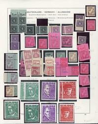 1370020: SBZ Mecklenburg Vorpommern - Sammlungen