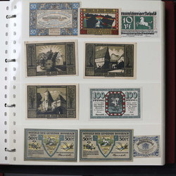 8400: Banknotes Germany - Collections