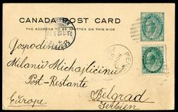 2040: Canada - Ganzsachen