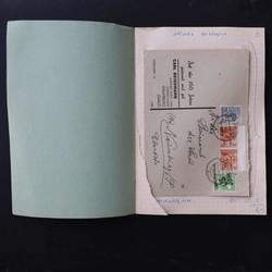 1370200: SBZ Handstempel versch. Bezirke - Sammlungen