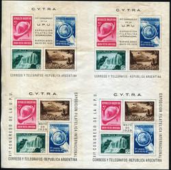 1715: Argentinien - Sammlungen