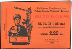 4945: Polen - Markenheftchen