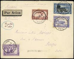 1850: Belgisch Kongo - Flugpostmarken