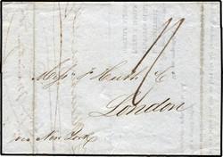 2865: Grossbritannien - Vorphilatelie