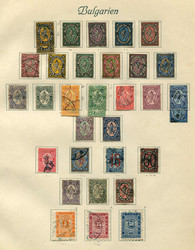 2010: Bulgarien - Sammlungen