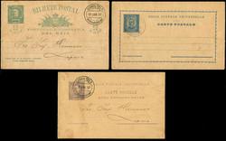 1770: Azoren - Briefe Posten