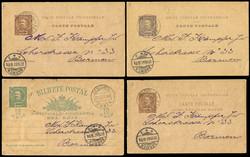 2990: Horta - Briefe Posten