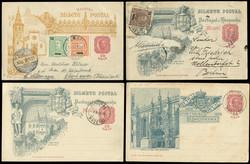 4225: Madeira - Briefe Posten
