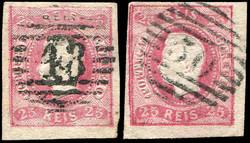 4225: Madeira - Stempel