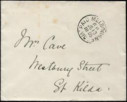 6655: Victoria - Briefe Posten