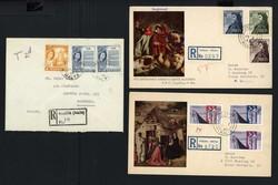 4355: Malta - Briefe Posten