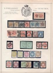 7195: Sammlungen und Posten Österreichische Gebiete