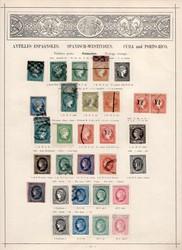 5975: Spanisch Westindien - Sammlungen