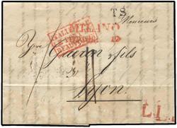3358: Italien Vorphilatelie