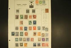 7365: Sammlungen und Posten Amerika