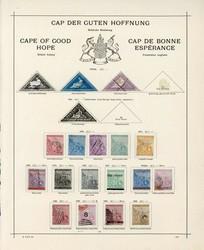 3855: Kap der Guten Hoffnung - Sammlungen