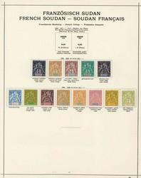 2745: Französisch Sudan