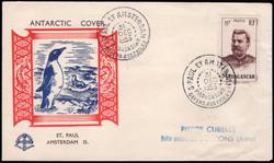 2680: Französische Gebiete in der Antarktis - Besonderheiten