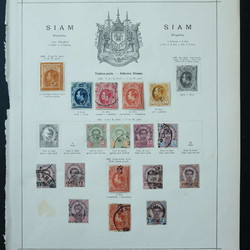 6200: Thailand - Sammlungen