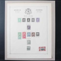 1850: Belgisch-Kongo - Sammlungen