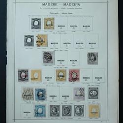 4225: Madeira - Sammlungen