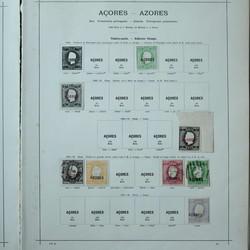 1770: Azoren - Sammlungen
