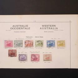 6710: Westaustralien - Sammlungen