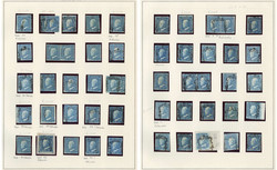 3400: Italien Staaten Sizilien - Sammlungen