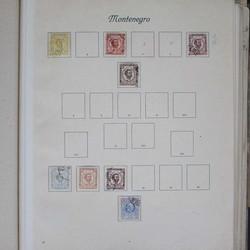 7082: Sammlungen und Posten Südeuropa