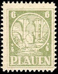 1125: Deutsche Lokalausgabe Plauen