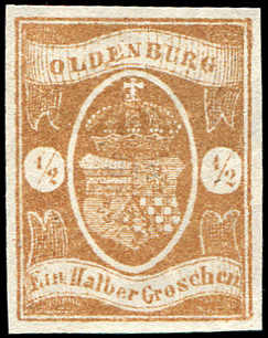Lot 5486 - old german states altdeutschland oldenburg -  Auktionshaus Schlegel 26 Public Auction