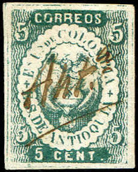 3985: Kolumbien Departamentos Antioquia