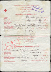 303020: Int. Organisations, Red Cross, During War