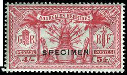 4535: New Hebrides