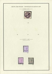 4575: Neusuedwales - Sammlungen