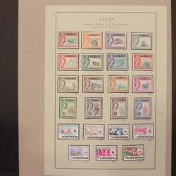 4310: Malaiische Staaten Sabah - Sammlungen