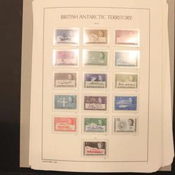 1960: Britische Gebiete in der Antarktis - Sammlungen