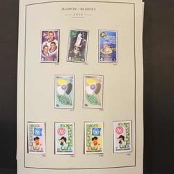 4345: Malediven - Sammlungen