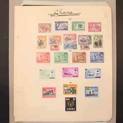 2785: Ghana - Sammlungen